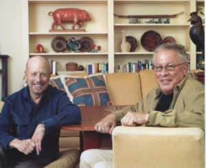Bob Winston and John David Hunter